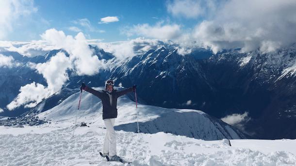Meet Adventure Lover, Aspiring CEO and Sidekick Katherine